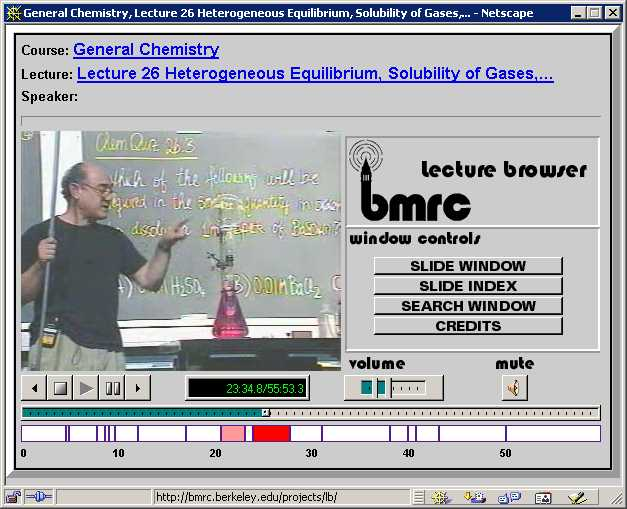 Lecture Browser