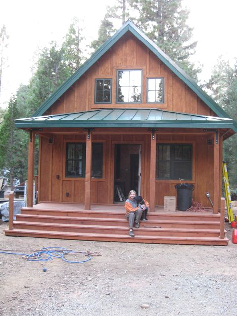 David and lisa 39 s 20 x 30 in plumas county ca for Country plans com